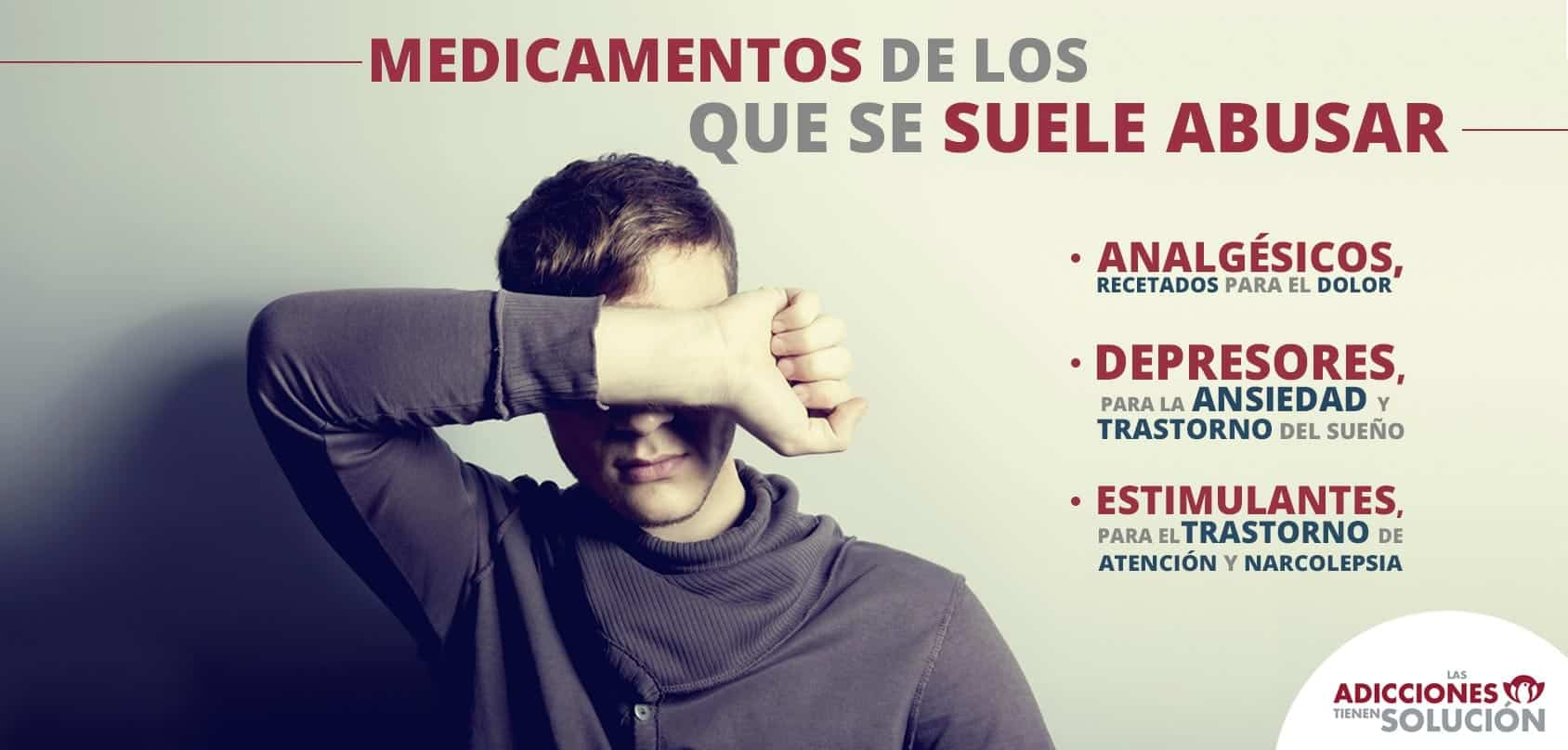 Abuso medicamentos