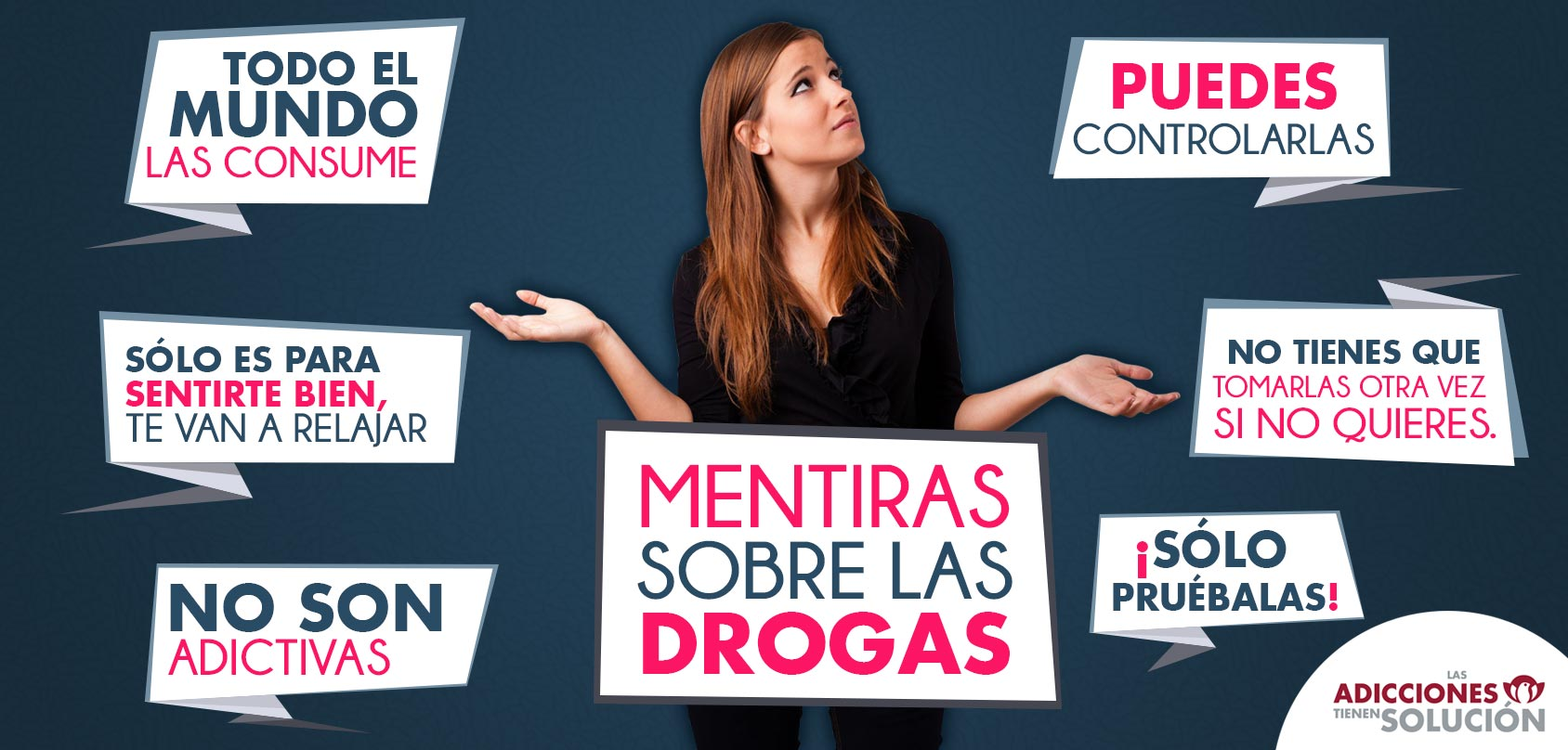 Mentiras sobre las drogas MONTE