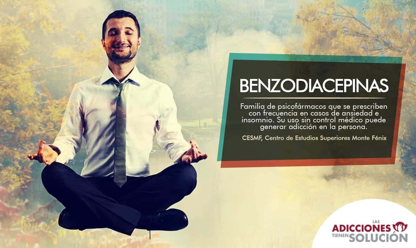 Postal benzodiacepinas